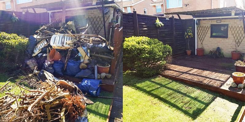 Garden Waste Clearance Removals Leeds Wakefield